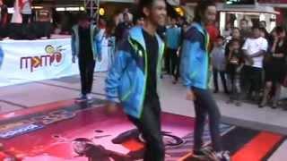 Astro 7 Shuffle Perform @Sutos Final Honda Shuffle School Attack