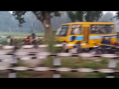 India by Rail: Arriving Varanasi Early Morning