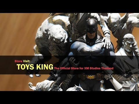 Store Visit: Toys King - The Official XM Studios Store In Thailand