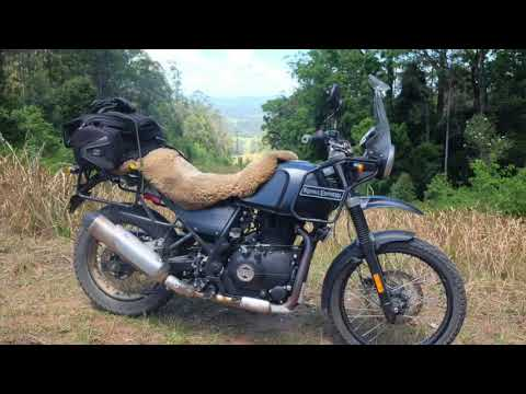 Royal Enfield Himalayan Experienced Rider Review Roothy