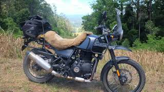 Royal Enfield Himalayan - experienced rider review - Roothy Roothless Tales
