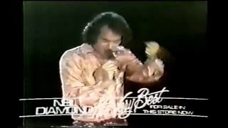 Neil Diamond - If You Know What I Mean (Live 1977)