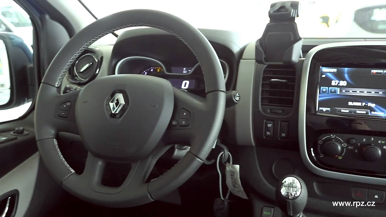 renault trafic passenger youtube. Black Bedroom Furniture Sets. Home Design Ideas