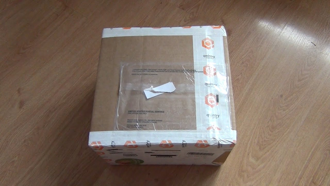 Посылочка с Крутыми Штуками с EBay «Заказать Всякую Хрень»