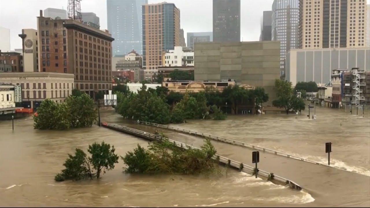 Houston facing more rain as flooding cripples city