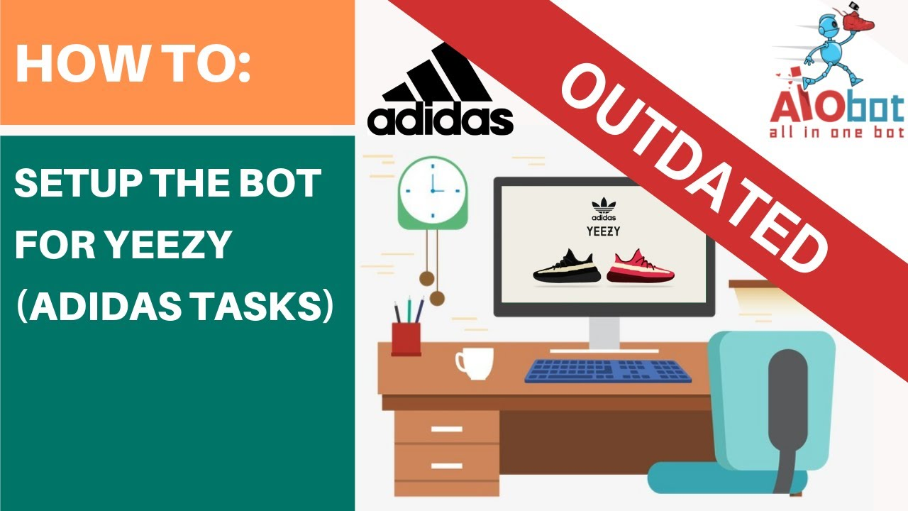 156279dc7 AIO Bot - How To Setup Adidas Tasks (For Yeezy Releases) - YouTube