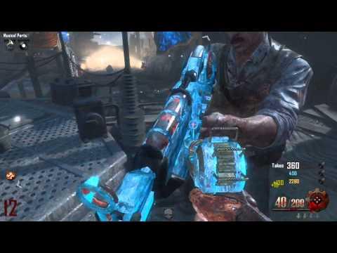 Black Ops 2 - Origins - Ray Gun & Ray Gun Mk 2 Pack a Punched (Porters X2 Ray Gun/Mk2)