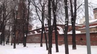 Влог: Симонов монастырь, про Ван Гога. Еда в Марукамэ и тот, кто умнее ТЕБЯ!