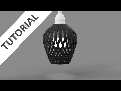 fusion-360:-design-a-3d-printed-lampshade