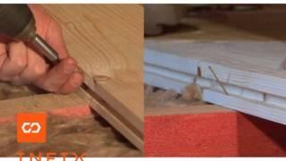 видео Шуруп по бетону нагель : размеры, цена, как купить