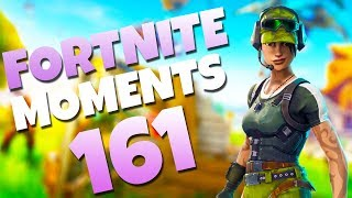 YOU NEED TO TRY THIS THANOS TRICK!! (EXCLUSIVE NEW SKIN) | Fortnite Daily & Funny Moments Ep. 161