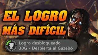 """COD Black Ops 2 Zombies: """"Despierta Al Gazebo"""" El Logro Más Difícil - Guía/Tutorial en Live"""