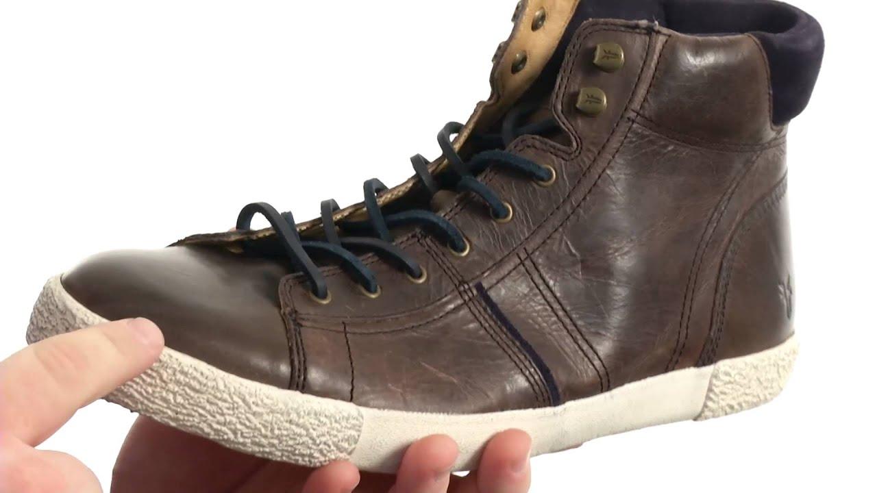 Frye Bedford High Top Sneaker q4GNxuy8RA
