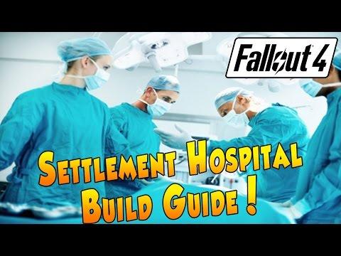 Fallout 4 Settlement Guide - Hospital