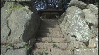 桓武天皇石碑から八幡宮まで歩きました。 当ウォーキング・ハイキングコ...