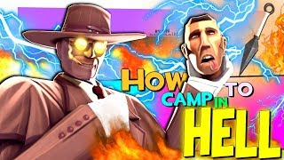 TF2: How to camp in Hell (Griefing)