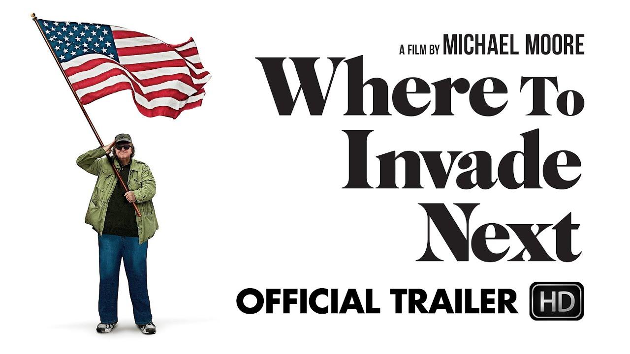 Where To Invade Next Trailer Deutsch