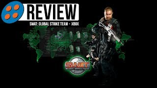SWAT: Global Strike Team for Xbox Video Review