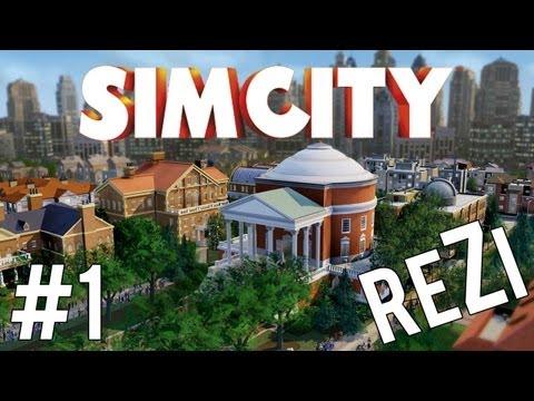SIMCITY #1 - Początki gry + podstawy