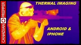 Seek Thermal Imaging Device for Android | Canadian Prepper