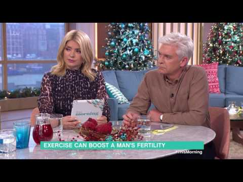 Exercise Can Boost a Man's Fertility | This Morning