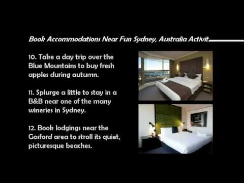 How To Find Cheap Hotels In Sydney, Australia