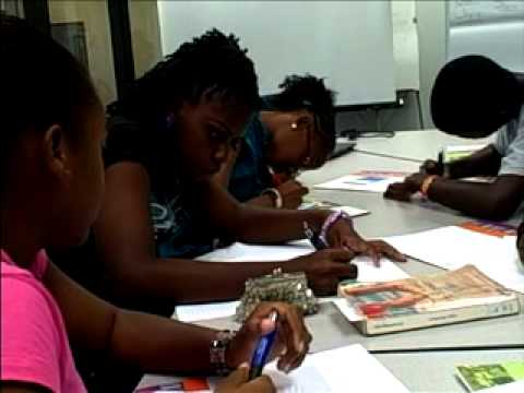Barbados Adolescent Media Production - Right to Expression
