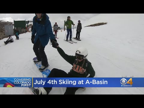 SF1 Blog (56497) - Want to Ski on July 4th?!