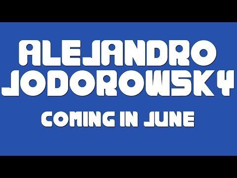 JODOROWSKY - Coming in June 2014.