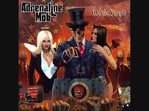 Adrenaline Mob - We The People, 2017 (Full Album)