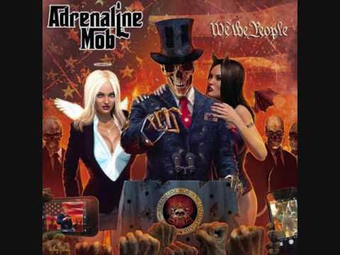 Adrenaline Mob - We The People, 2017 (Full Album)