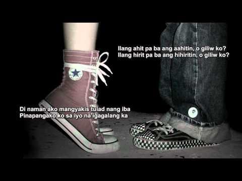 Mayonnaise - Ligaya with lyrics