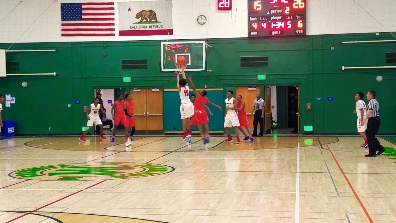 University vs View Park. CIF City Section Semifinal (Feb ...