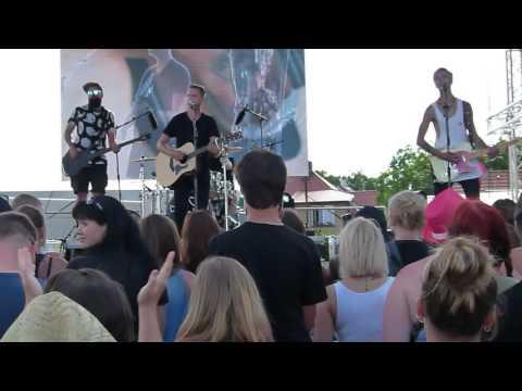 Pekař - Bůh (live Footfest 2017)