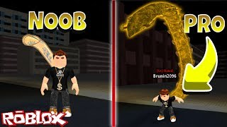 ROBLOX: I TROLEI EVERYONE PRETENDING TO ME NOOB NO RO: GHOUL!!! #87 ‹ BRUNINHO ›