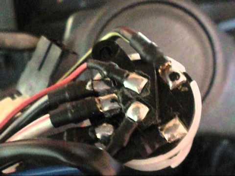 mazda 626 wiring diagram velux integra lazer/323 ignition switch - youtube