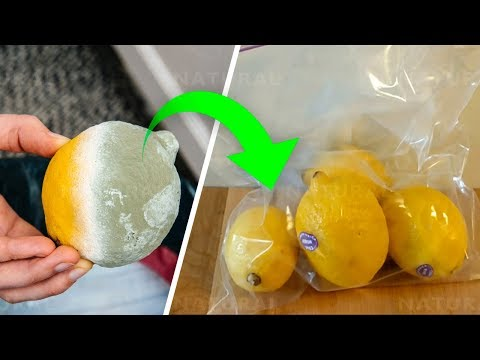 This Simple Trick Will Keep Your Lemons Fresh And Juicy For