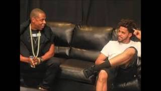 """Jay-Z Sends J Cole To Bust Shots At Kanye West & Drake With New Song """" False Prophets"""""""