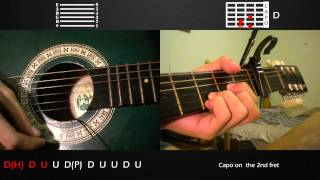 Your Song (One And Only You) - Parokya ni Edgar Guitar Tutorial