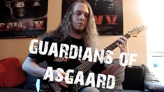Amon Amarth - Guardians of Asgaard (HQ Guitar Cover)