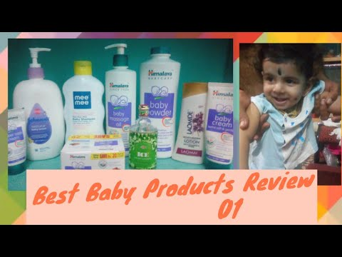Best baby products review   Total baby's skincare routine   Himalaya herbal products