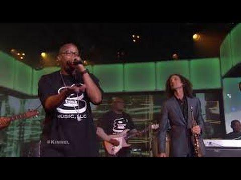 Warren and Kenny G Perform @Jimmy Kimmel