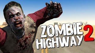 ДОРОГА ЗОМБИ! - Zombie Highway 2 (iOS)