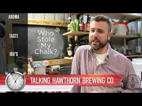 60 Second Beer Review - Hawthorn Brewing Pale Ale