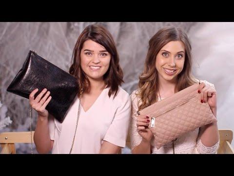 Clutch Bag Party Essentials with Hazel Hayes | ViviannaDoesMakeup