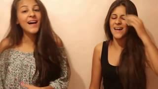 Hey Mama David Guetta ft. Nicki Minaj, Bebe Rexha & Afrojack (Cover by Chiara & Martina)