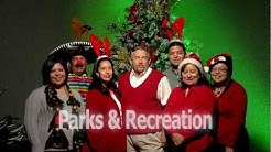 Happy Holidays McAllen Parks & Recreation