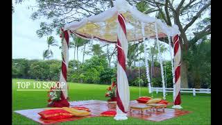 Top 10 Wedding Stage Decoration Ideas