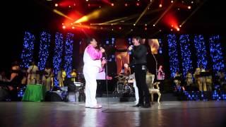 10 de mayo con Juan Gabriel y Juanes en el Auditorio Nacional