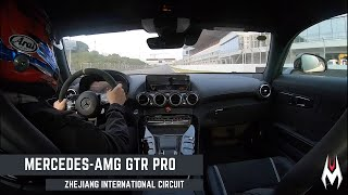 Mercedes AMG GTR Pro Hotlap - Zhejiang International Circuit